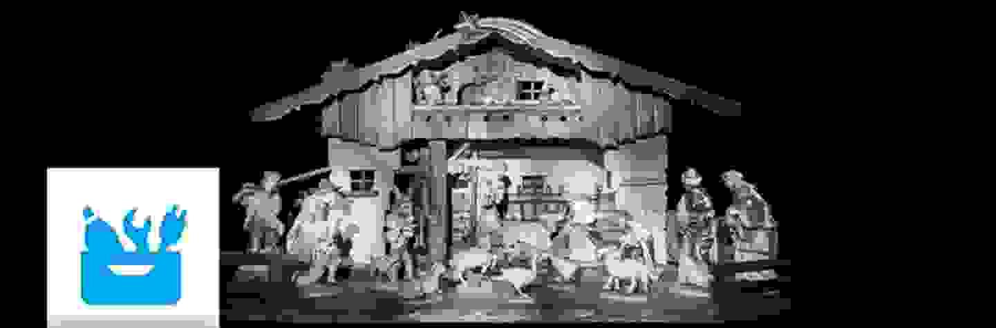 Constructions de crèches - Découvrir »