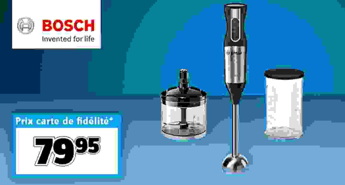 Mixeur plongeant - Bosch