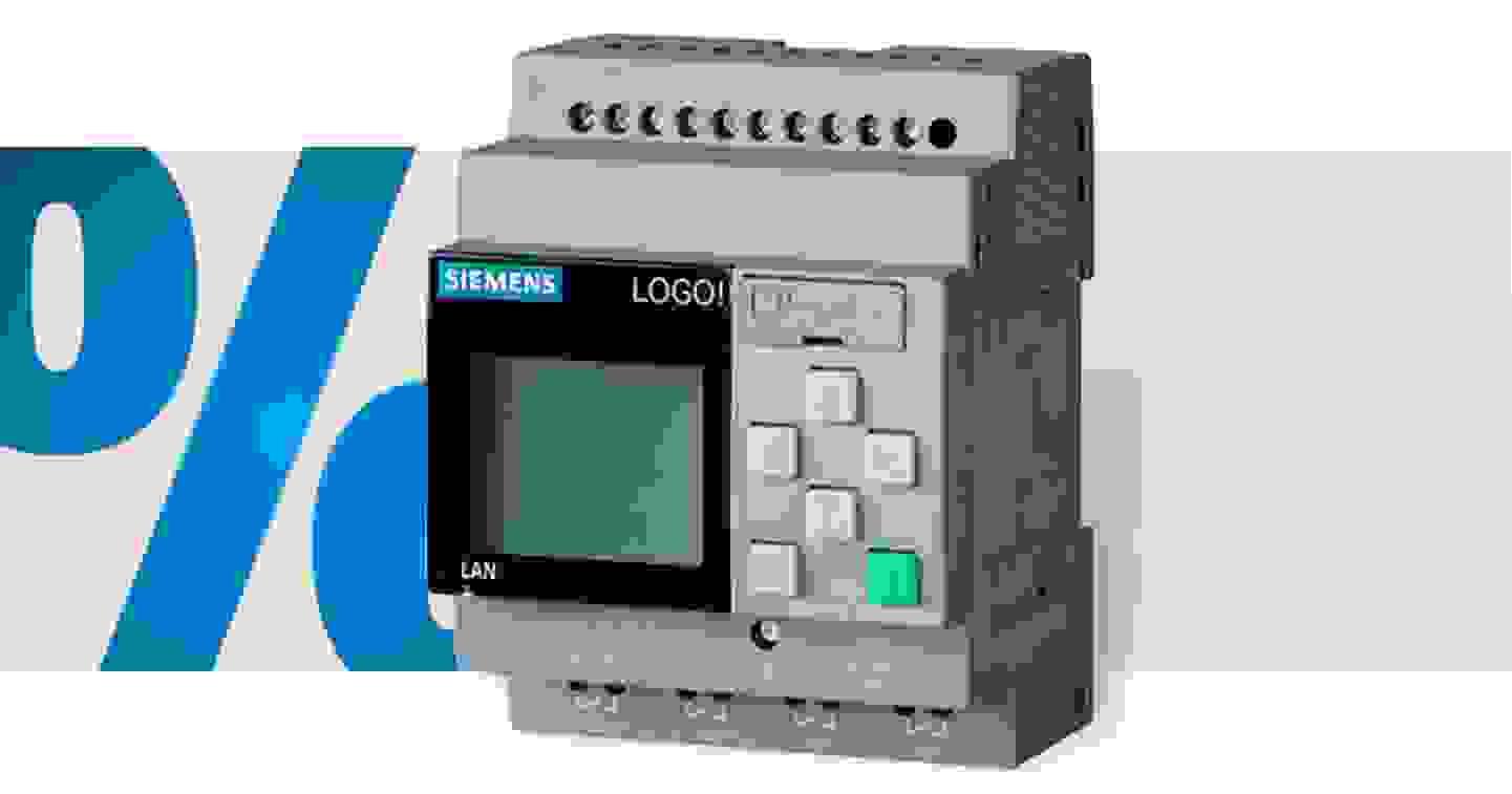 Siemens - Module de commande API 12 V/DC, 24 V/DC »