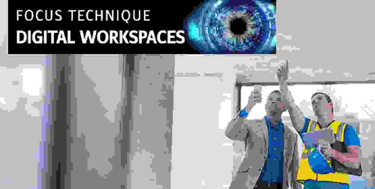 Focus technique - Digital Workspaces
