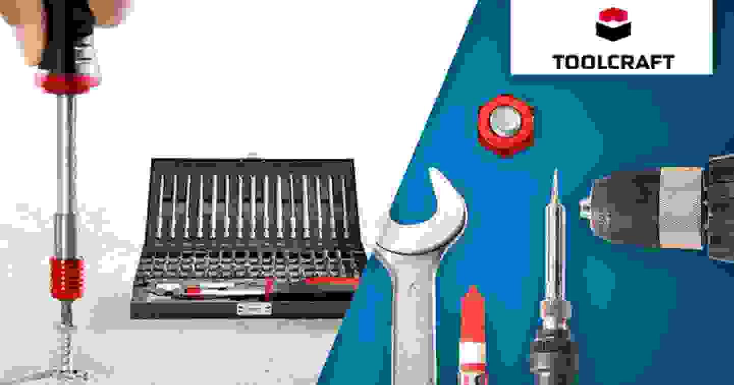 Toolcraft - Idées cadeaux »