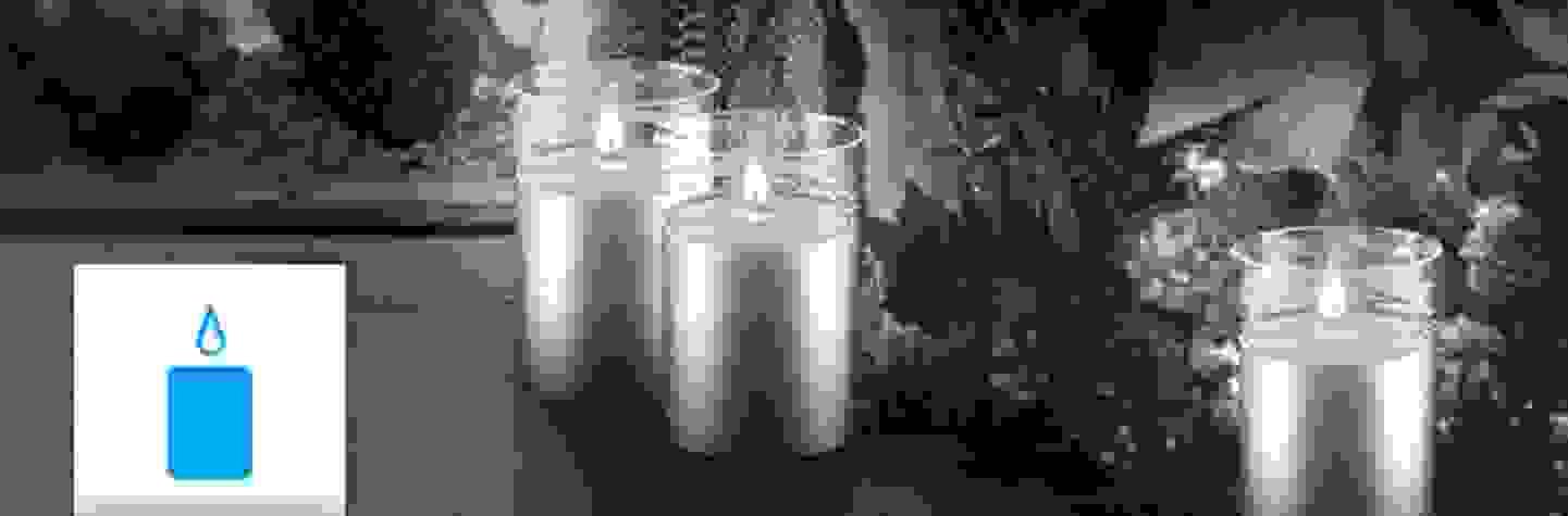 Bougies LED - Découvrir »