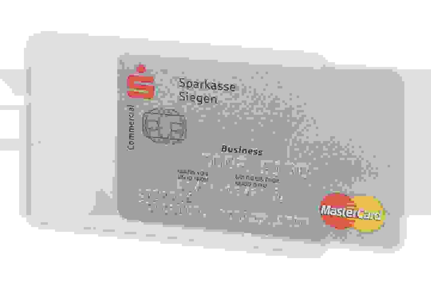 Durable - 3 étuis de protection RFID »
