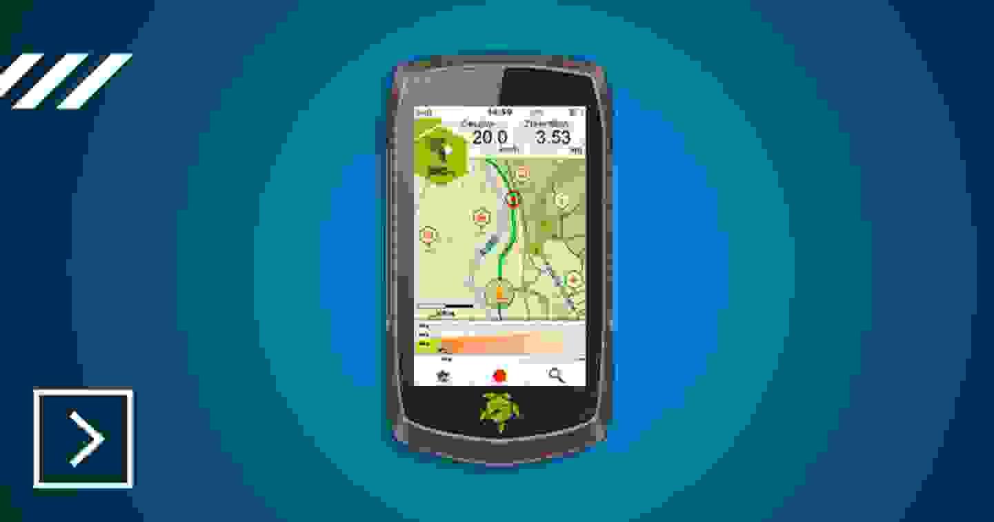 Teasi - GPS Outdoor ONE⁴ »