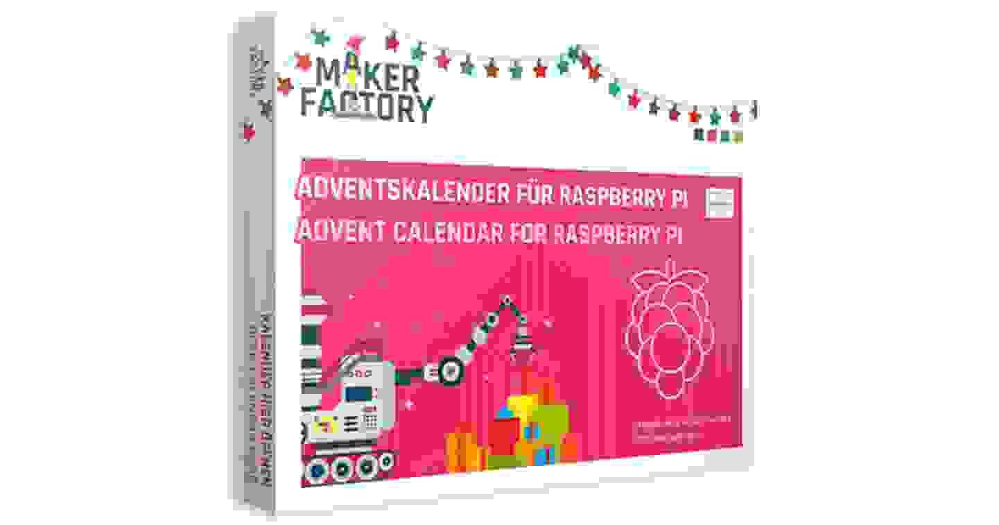 Calendrier de l'Avent Raspberry Pi »