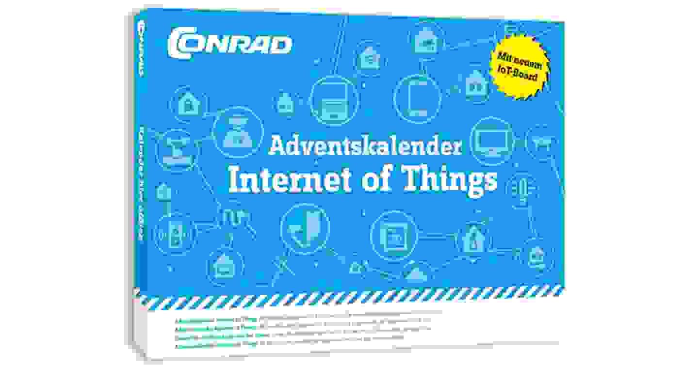 Calendrier de l'Avent Internet of Things »