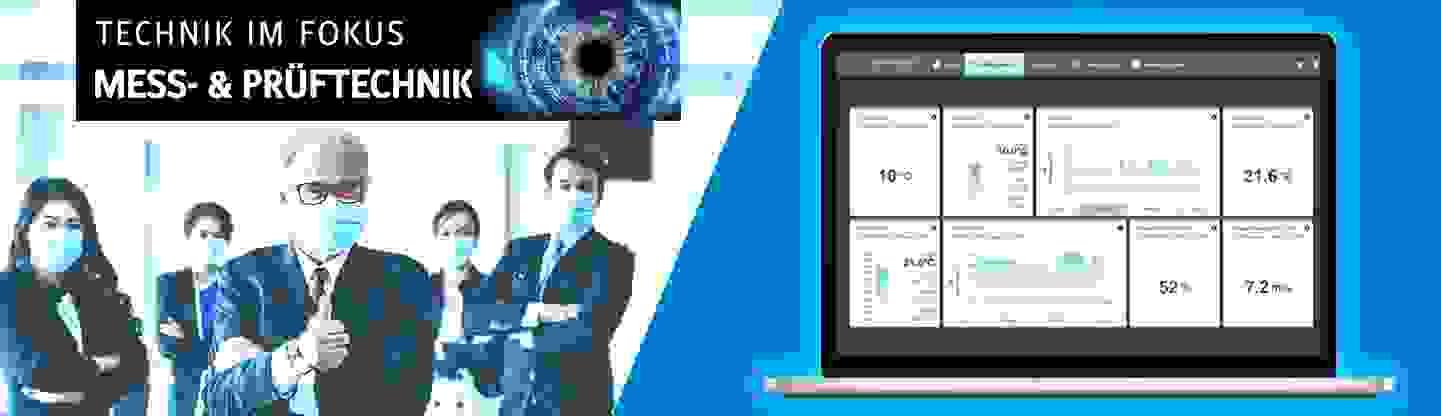 Entdecken Sie die smarte LösunDécouvrez des solutions intellgentes pour observer la qualité de l'air avec Conrad Connectg zur Beobachtung der Luftqualität mit Conrad Connect
