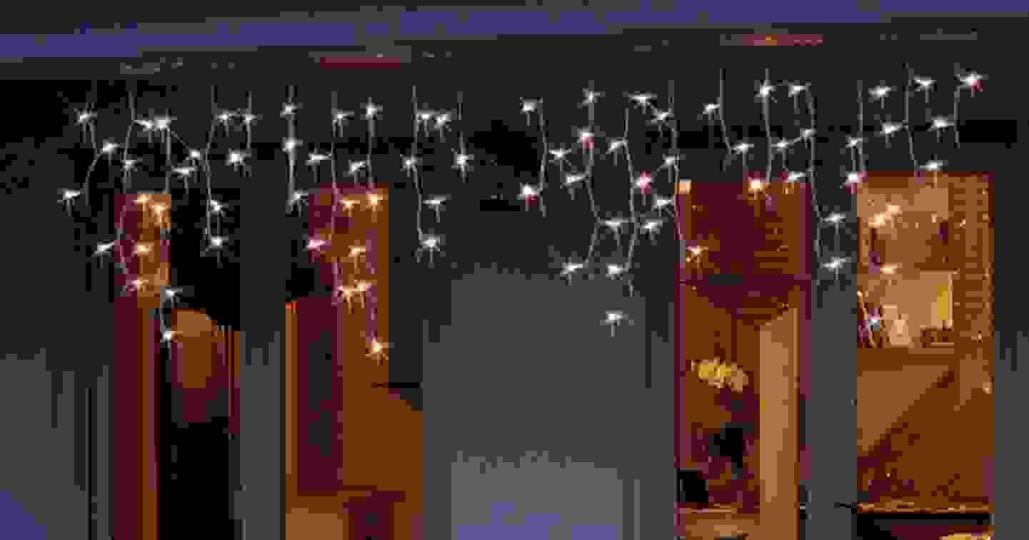 Hellum - Rideau lumineux LED »
