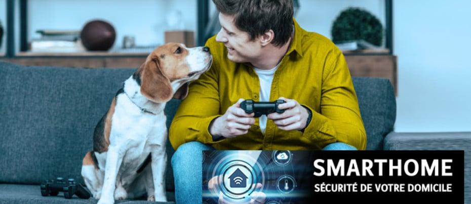 Smart Home - Sécurité de votre domicile
