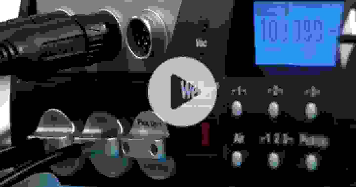 Station de réparation WXR 3 - Vidéo »