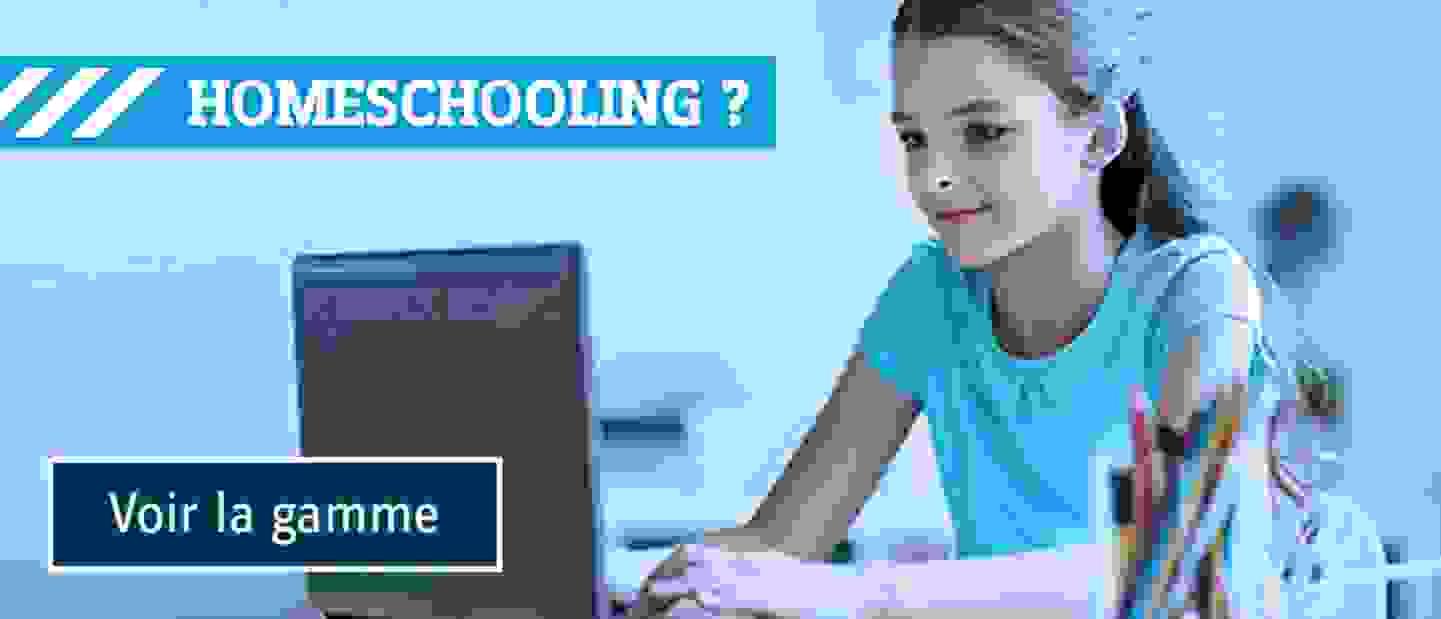 Homeschooling ? Nos solutions techniques pour l'enseignement à distance »