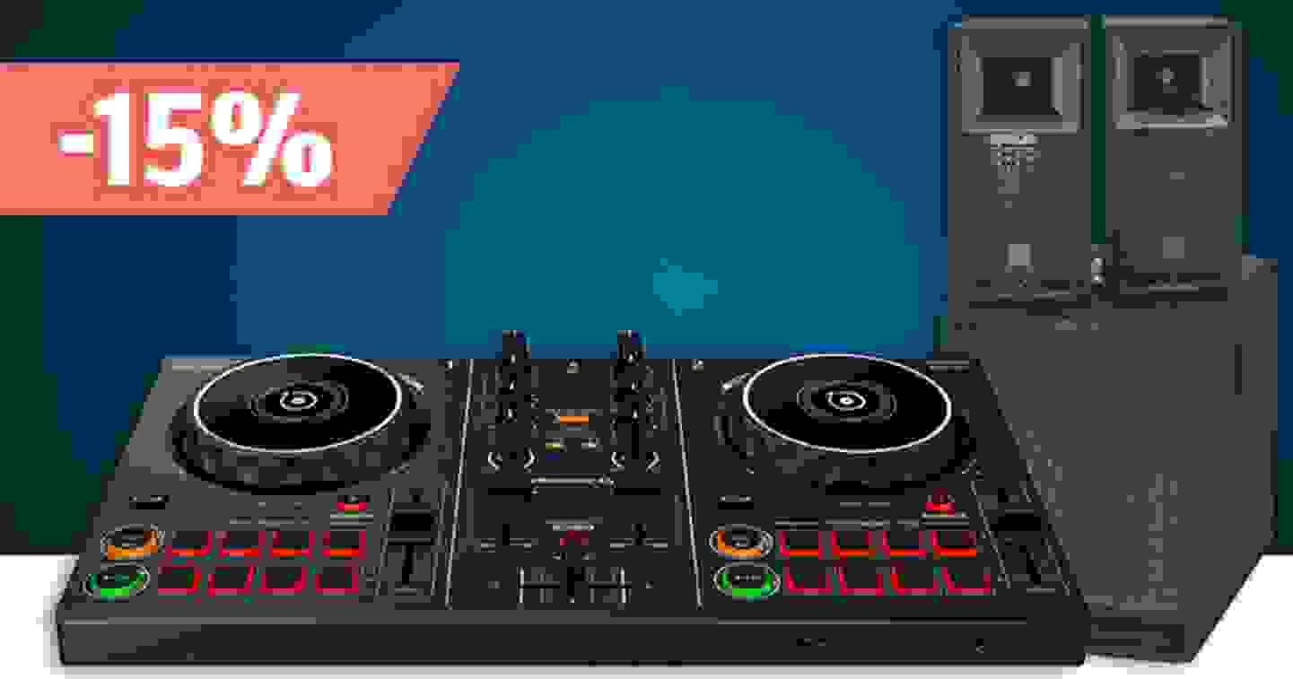 Scène, discothèque, studio & DJ – Découvrir la gamme et profiter des réductions »