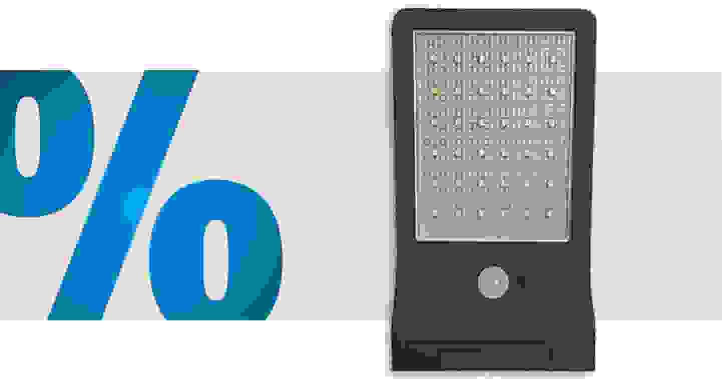 Müller Licht  - Spot détecteur de mouvement | puissance 3W | blanc lumière du jour »
