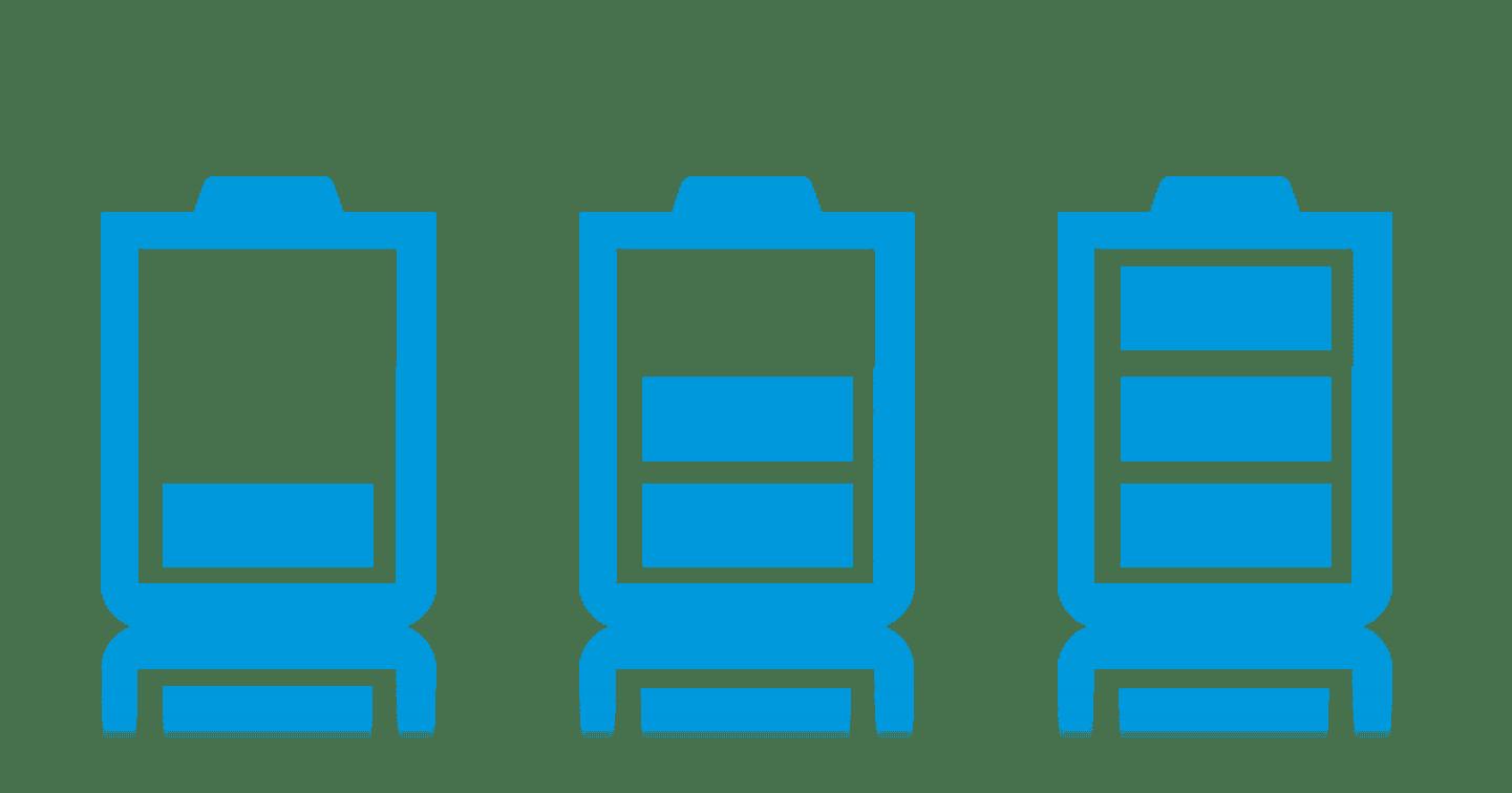 Usage écologique des piles et accus