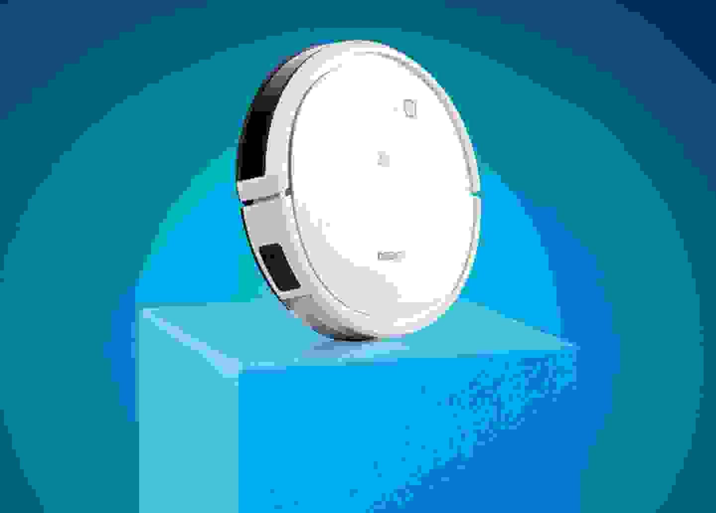 Ecovacs - Aspirateur robot »