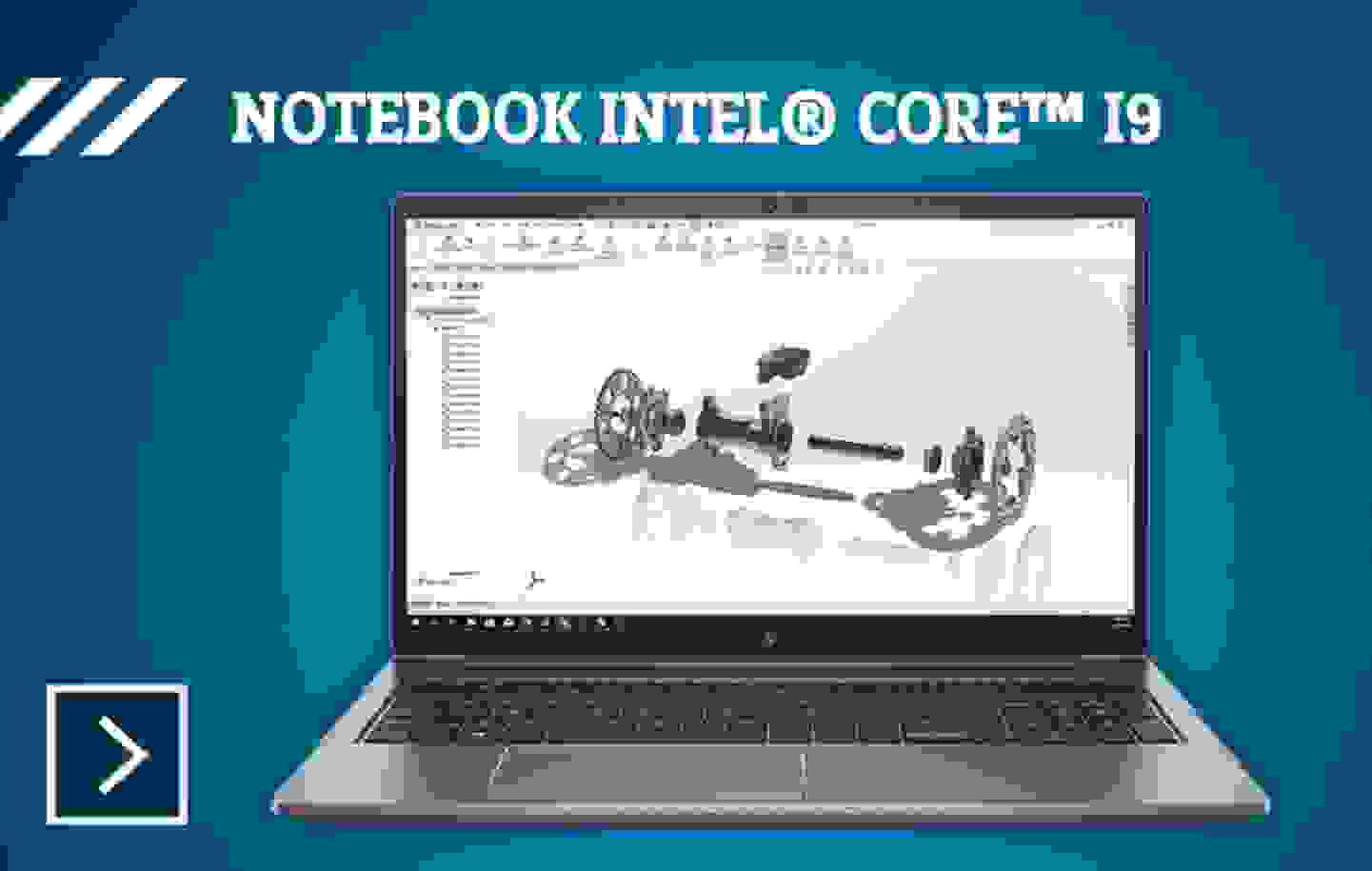 HP - 39.6 cm (15.6 Zoll) Notebook Intel® Core™ i7 »