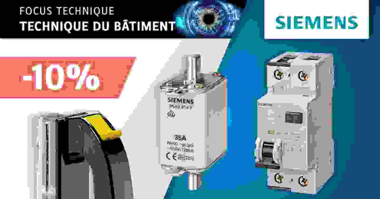 Siemens - En profiter »
