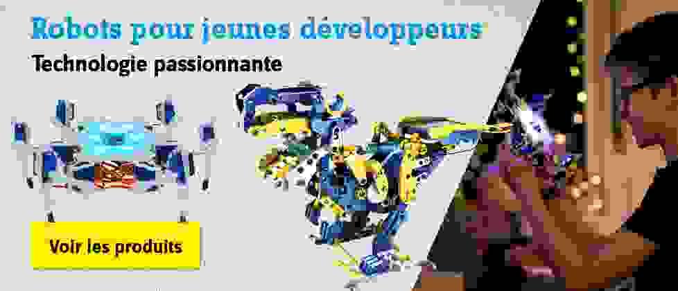 Robots - découvrir