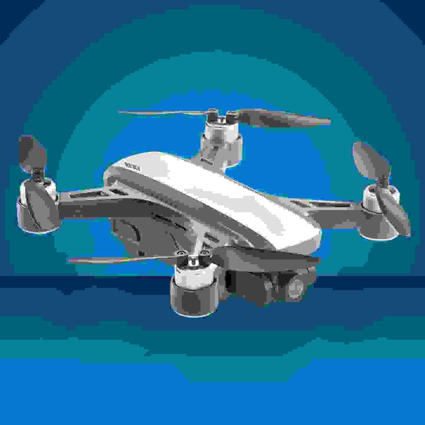 Airselfie - Quadricoptère »