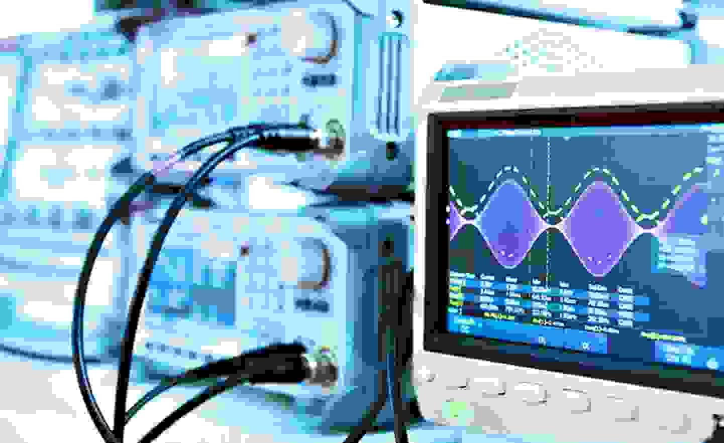 Oscilloscopes - Afficher et enregistrer le niveau de tension dans le temps »