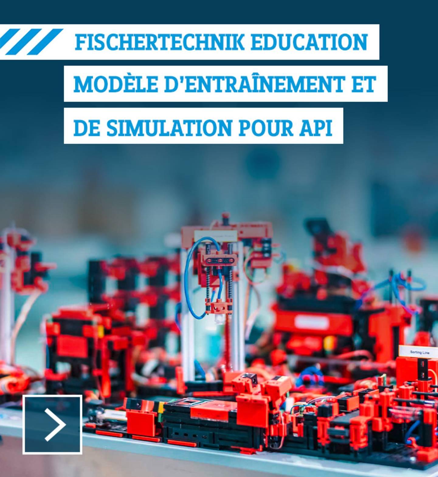 Fischertechnik Education - Lernfabrik 4.0 »