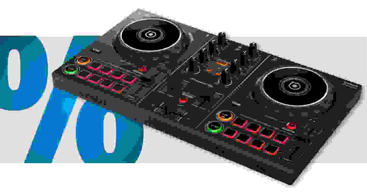 Pioneer - DJ-2009 | Contrôleur DJ avancé »