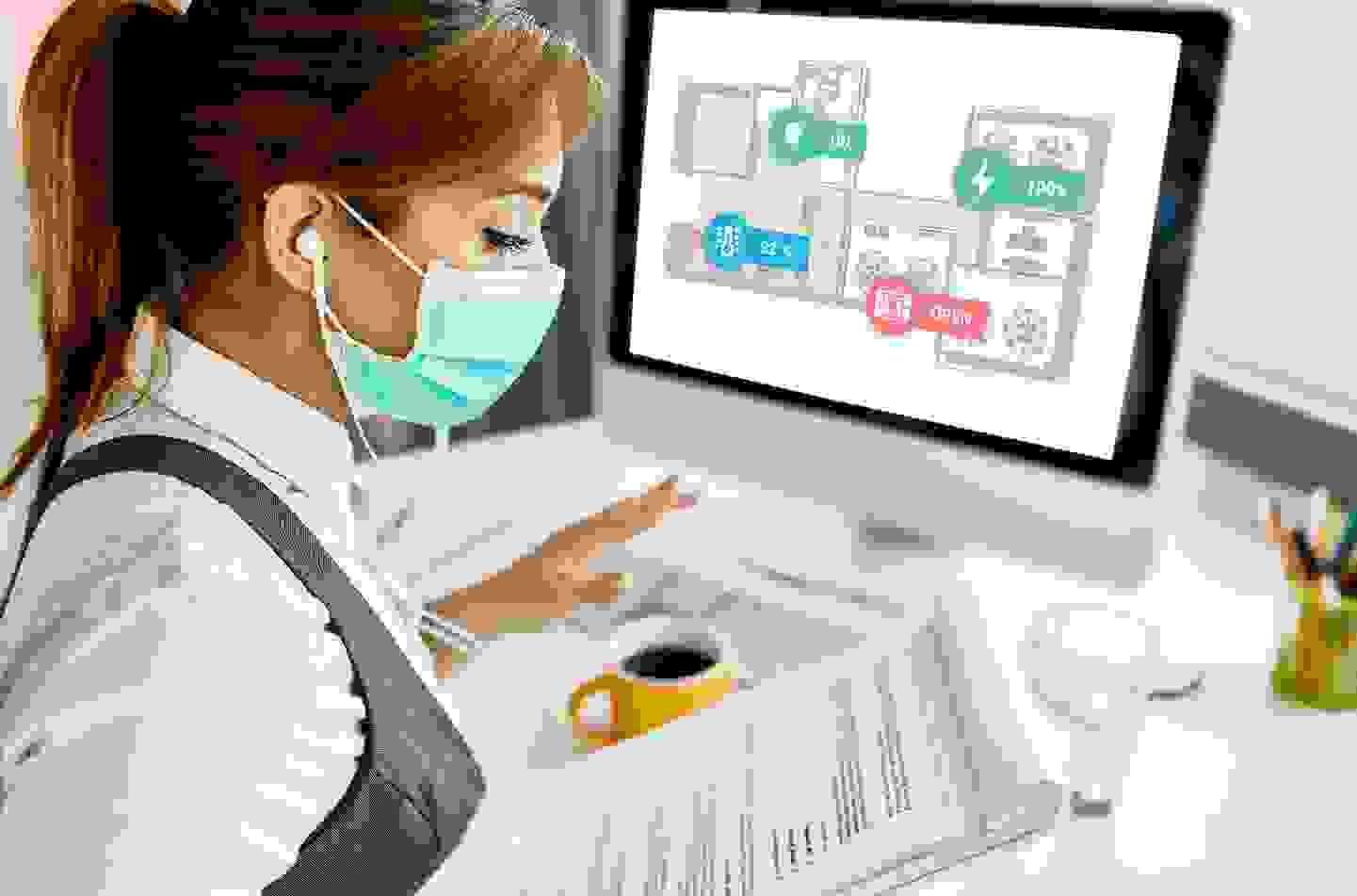 Découvrez des solutions intellgentes pour observer la qualité de l'air avec Conrad Connect