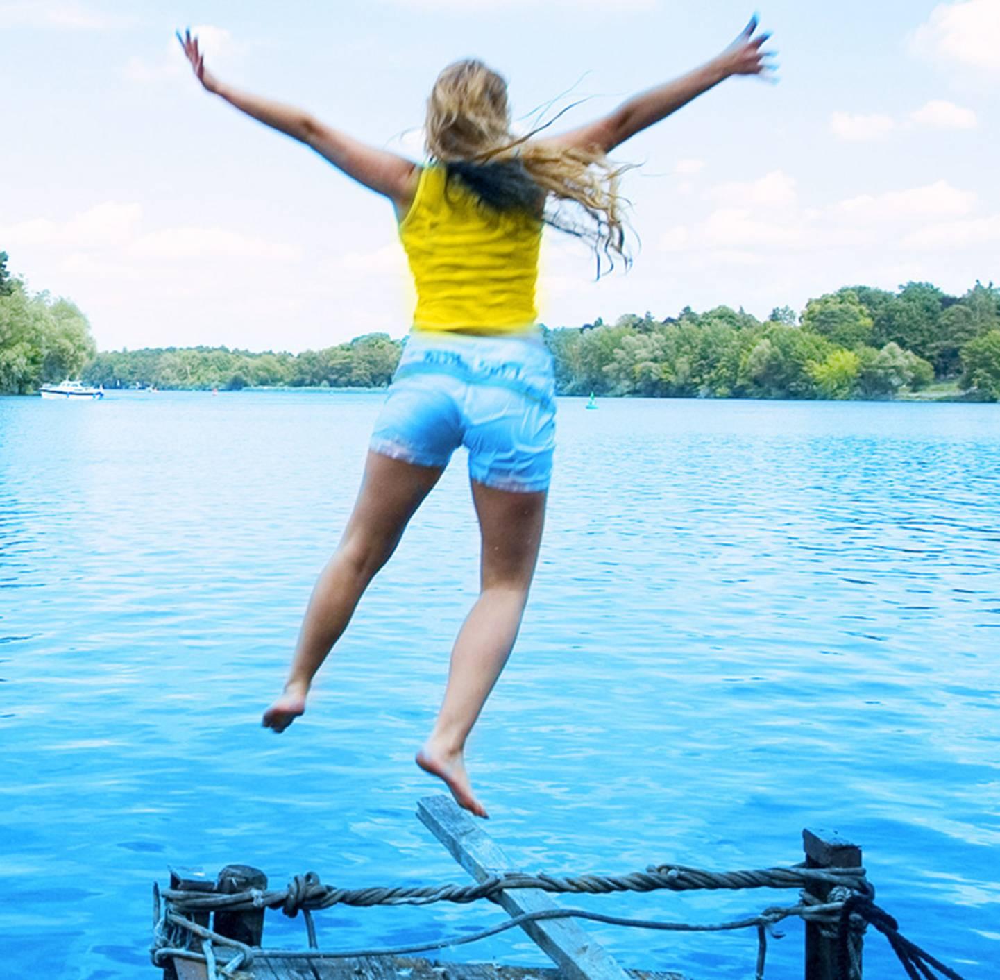 Activités outdoor de l'été »