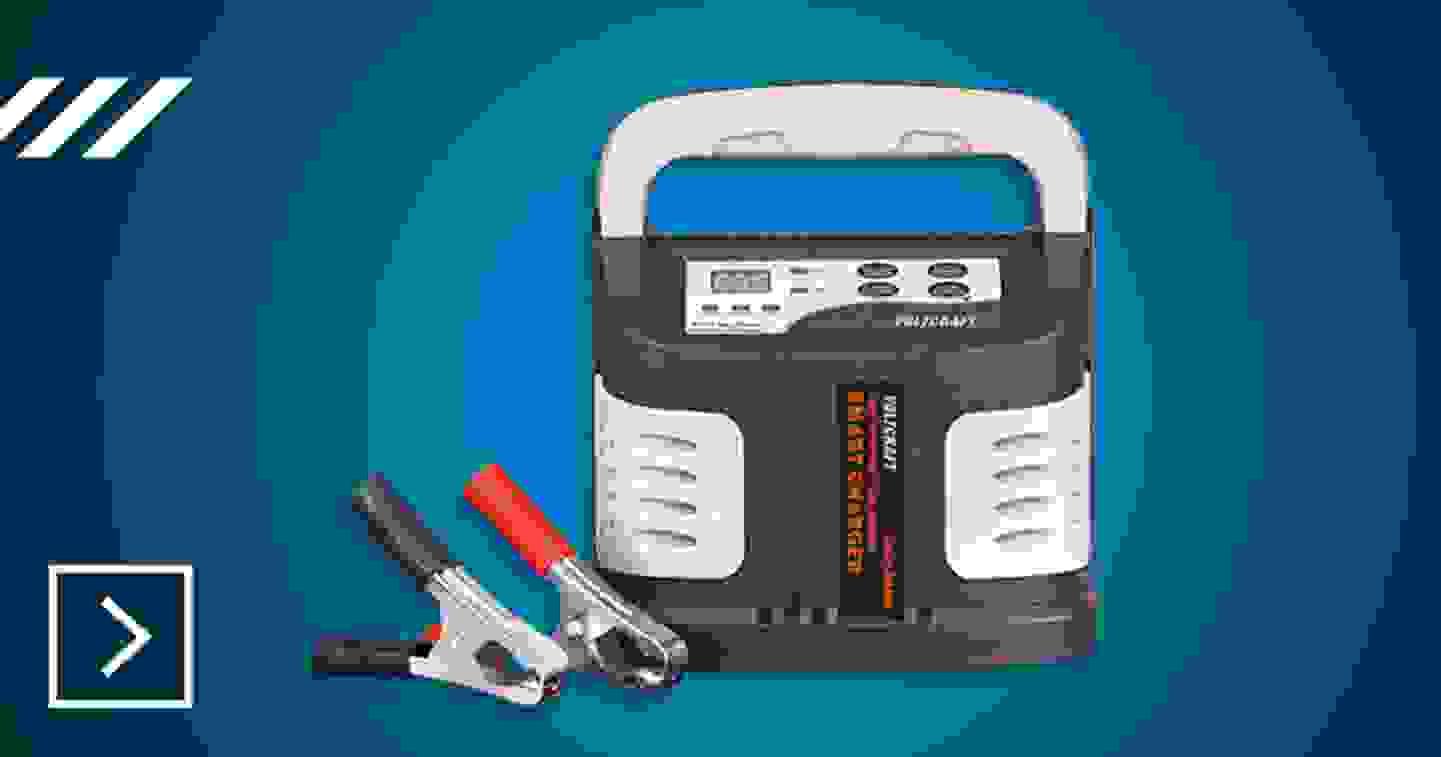 Voltcraft - Chargeur automatique »