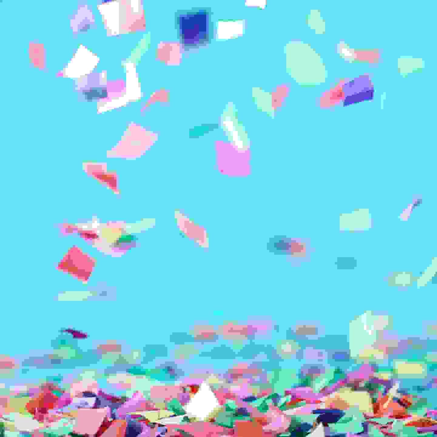 Carnaval - Pluie de confettis et déguisements amusants