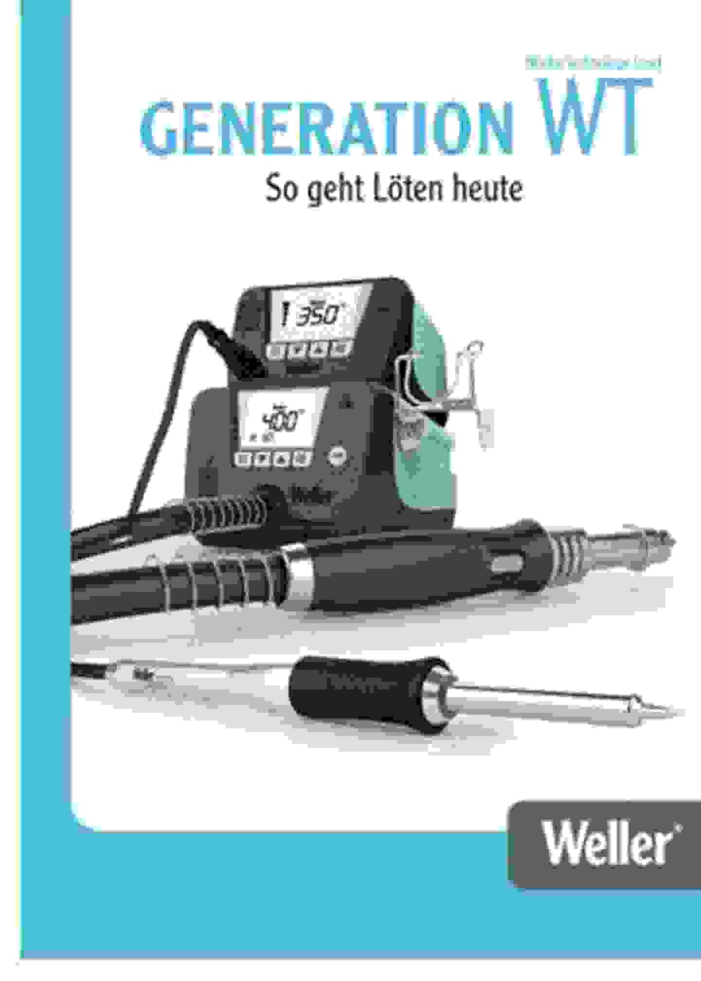 Weller Generation-WT