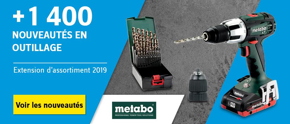 Metabo - Alliance de l'innovation et de l'ingénierie »