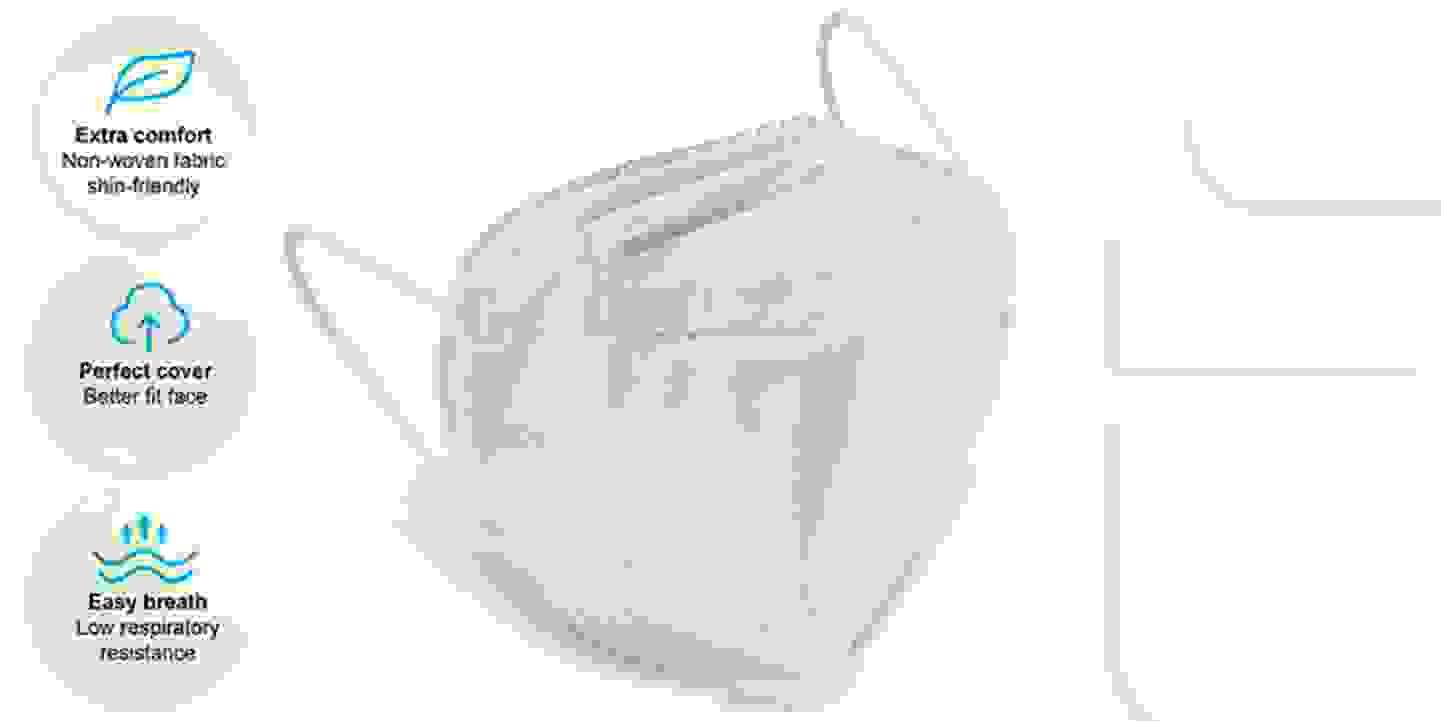 Masques de protection respiratoire anti-pandémie (CPA) - lot de 10 » contrôlés par des laboratoires certifiés en Allemagne