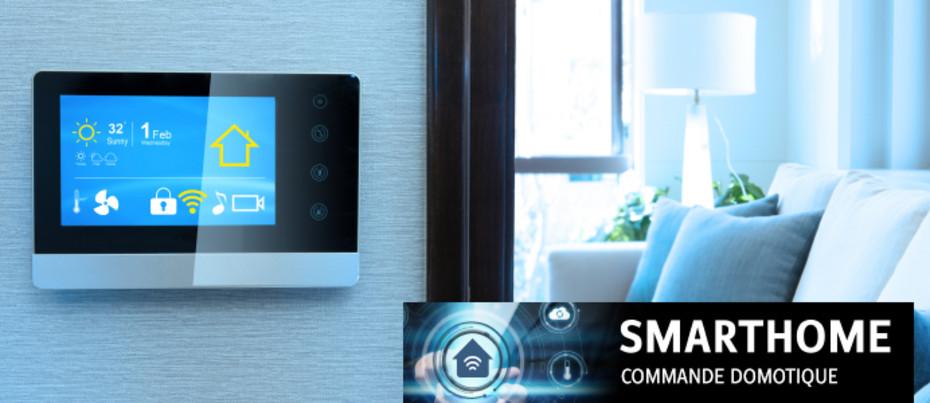 Smart Home - Commande domotique