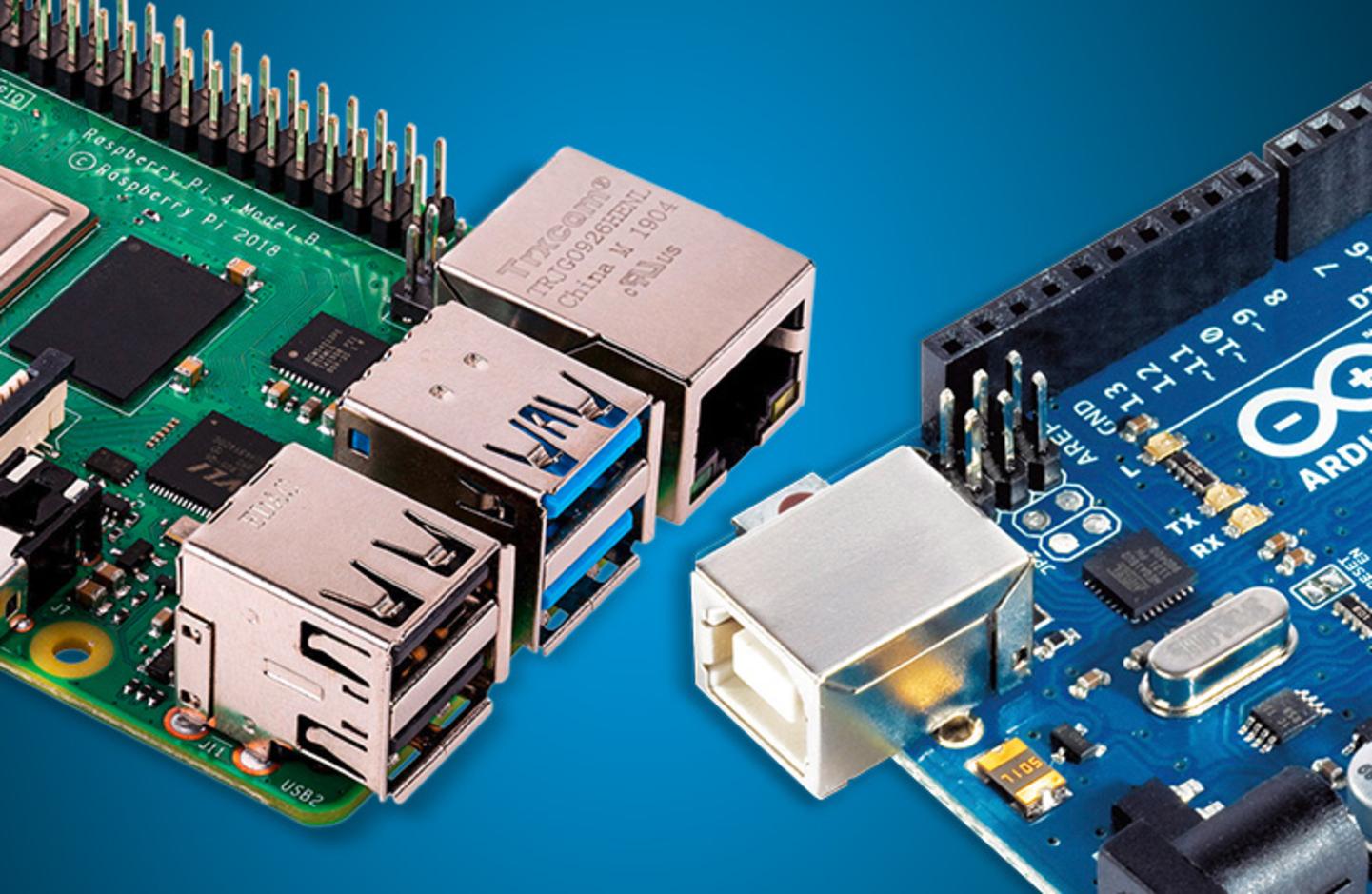 Raspberry Pi & Arduino: Différences et points communs. Découvrir »