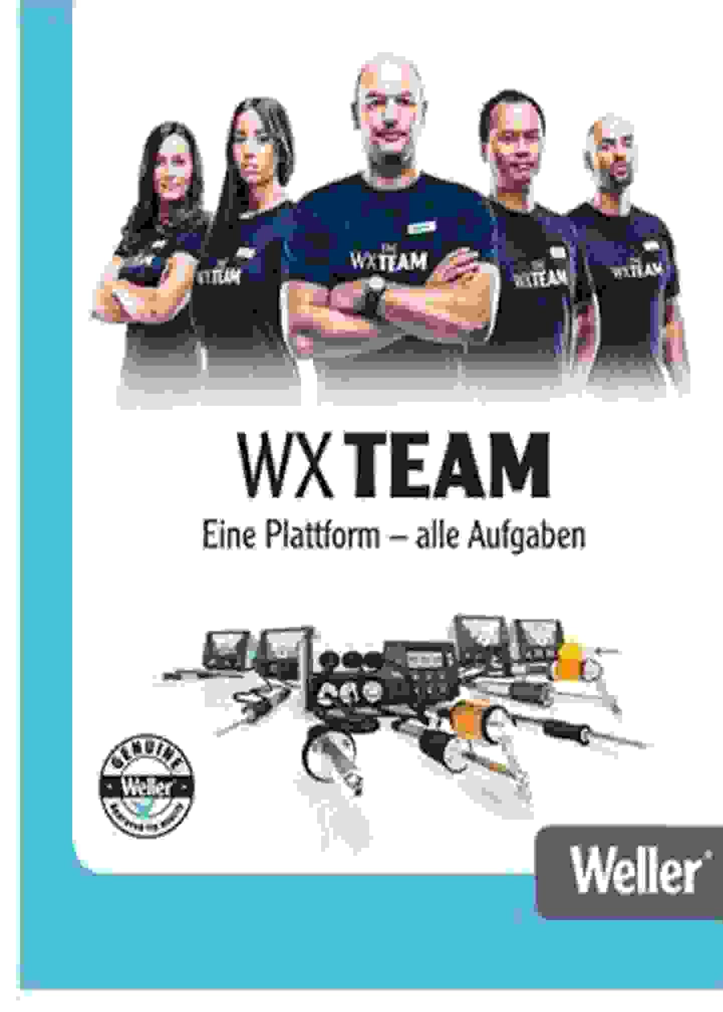 Weller WX-Team