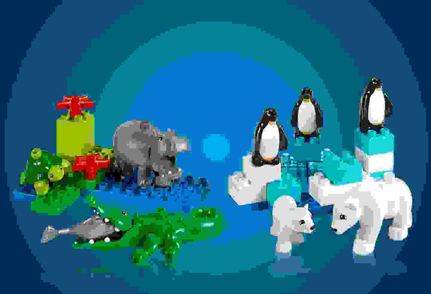 Lego Education - Animaux sauvages »