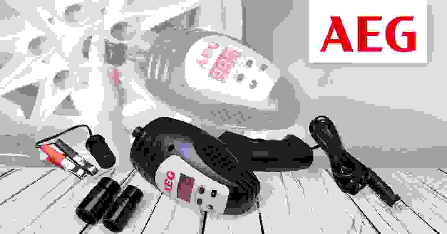 AEG - Clé à chocs SD 340 97135