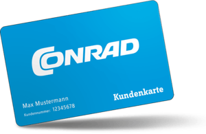 Carte de fidélité Conrad