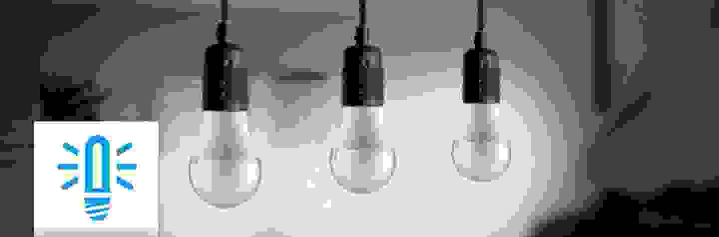 Lampe LED avec télécommande »
