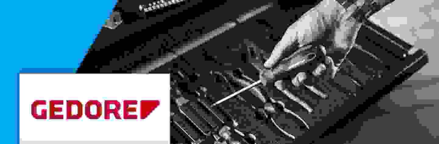 Gedore RED – la nouvelle ligne de produits du fabricant d'outillage haut de gamme