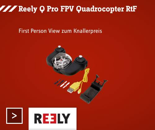 Reely Quadrocopter